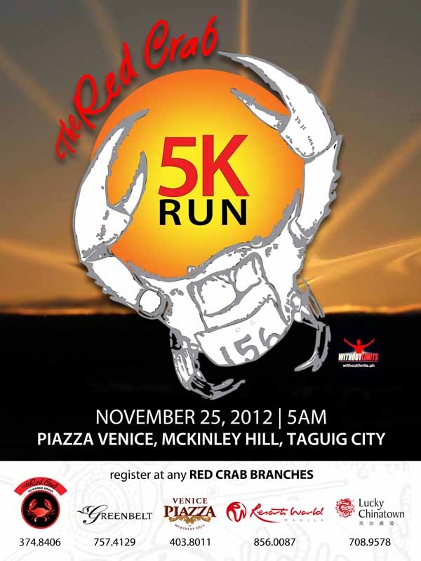 The Red Crab 5K RUN